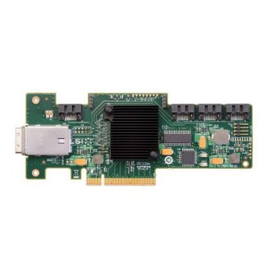 68Y7355 Placa Controladora IBM HBA PCI-e SAS de 6GB com quatro portas