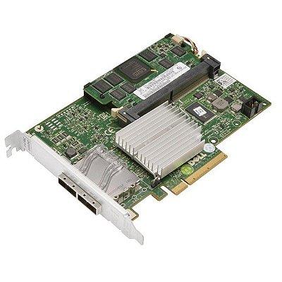 71N7N Placa Controladora Dell PE PERC H800 512MB SAS RAID
