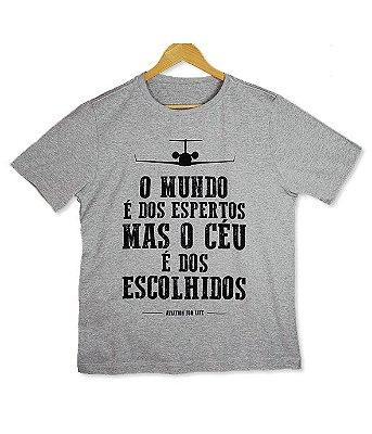 Camiseta Mundo dos Espertos