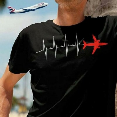 Camiseta Heartbeat