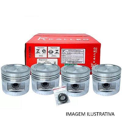 PISTÃO MOTOR FIESTA / KA 1.0 MOTOR ENDURA 1996 À 1999