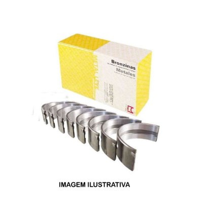 BRONZINA BIELA VW GOL / VOYAGE / SAVEIRO / CROSSFOX / GOLF / KOMBI / POLO / AUDI A3
