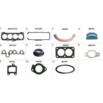 JUNTA MOTOR GOL / PASSAT / VOYAGE / PARATI / SANTANA 1.6 / 1.8 SUPERIOR