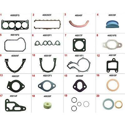 JUNTA MOTOR GOL / PASSAT / VOYAGE / PARAT / SAVEIRO 1.5