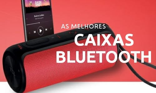 Caixas de Som USB Bluetooth