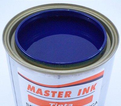 Tinta Vinilica Fosco 900ML Azul Reflexo