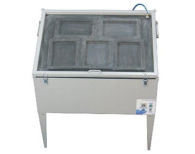 Mesa Gravadora de Telas Silk a Vácuo com sistema UV 100 x 80 cm