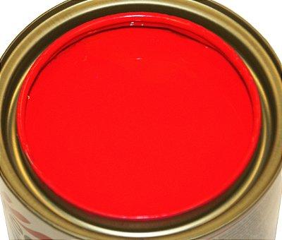 Tinta Vinílica Luminosa Vermelho 900ml