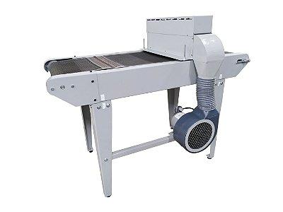 Esteira Curadora UV LED UV Fix 120 - 1,20 metros x 50cm de boca