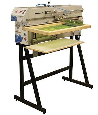 Máquina Serigráfica Pneumática para Impressão Plana SK-700