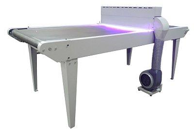 Esteira Curadora UV LED UV Fix 200 - 2 Metros x 80cm de Boca