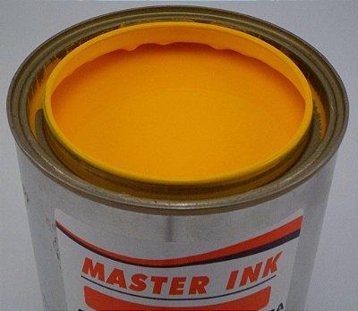 Tinta Vinilica Brilhante 900ML Amarelo Ouro