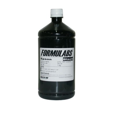 Tinta para Impressora Epson Formulabs 7501 Black - 1 Litro