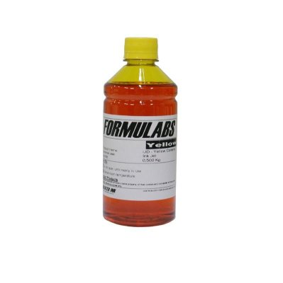 Tinta Formulabs Corante IJD 6742 Yellow 500 ML