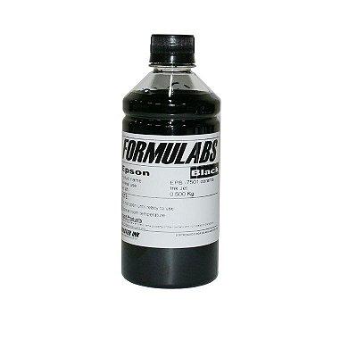 Tinta Formulabs Corante 7501 Black 500 ML