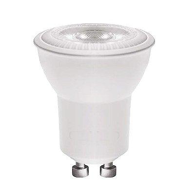 Lâmpada Mini Dicroica Led 4w GU10 Bivolt Dimerizável
