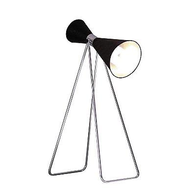 Luminária Abajur de Mesa Picasso Cavalete