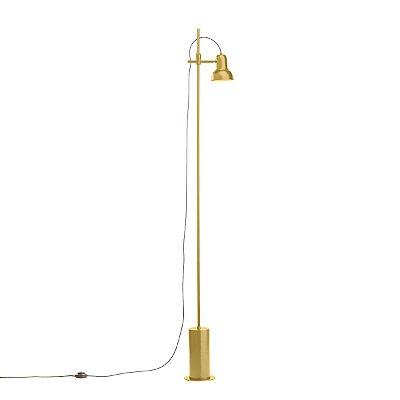 Coluna Latao Escriba 170 cm Golden Art C1810-1