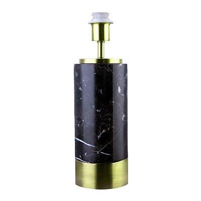 Base para Abajur GL001GB Marmo