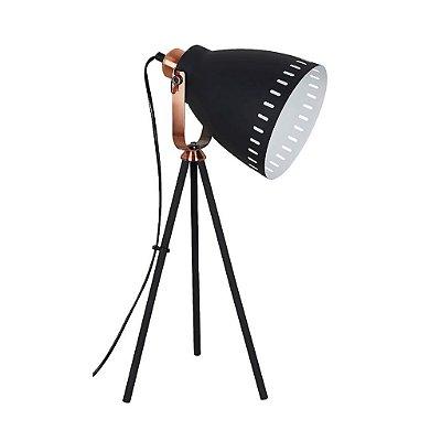 Luminária de Mesa Newline Imports LM864 1xE27 40W 31X20X52cm