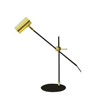 Luminária Crane em Aço e Cobre 45 Cm 1xGU10 7W Nova Home 1078 e 1082