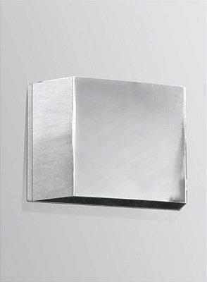 Arandela Balizado De Parede Golden Art P309 12x08 Cm