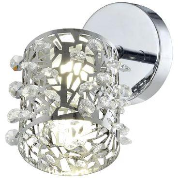 Luminária Arandela Mônaco 1xG9 40W Quality QAR1282