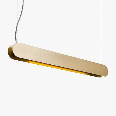 Pendente Barra Linear Golden Art T620