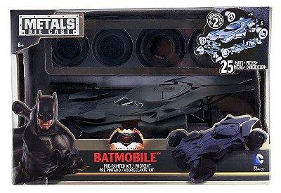BATMOBILE METALS DIE CAST   (Batman v Superman)