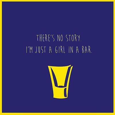 Girl in a Bar