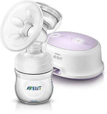Extrator de leite com almofada massageadora Philips Avent