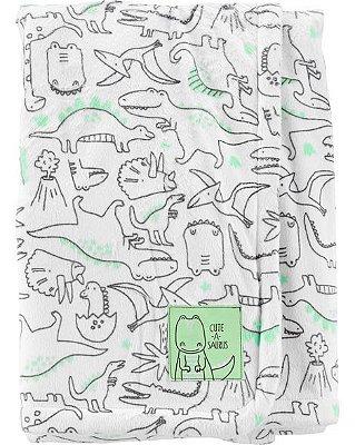 Cobertor Plush Ultra Macio Carters