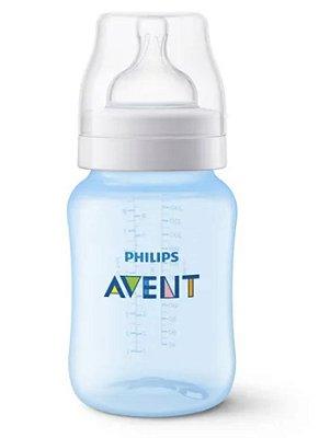 Mamadeira Classica Avent Azul -260 ml