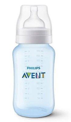 Mamadeira Classica Avent Azul -330 ml