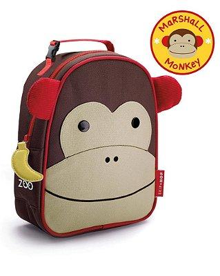 Lancheira Macaco SKIP HOP (pronta entrega)