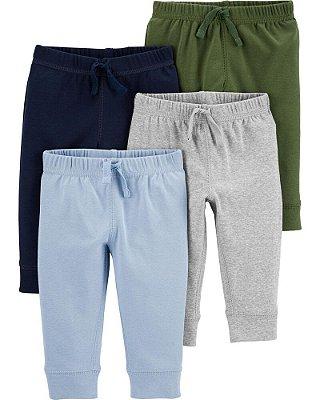 Kit 4 calças Carter's (pronta entrega)