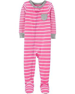 Macacão Pijama Algodão Carter's