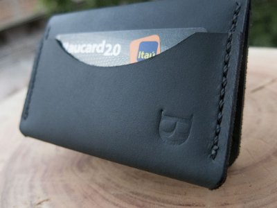 Tri Pocket Black