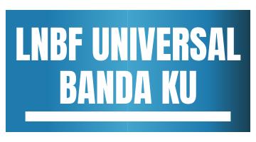 LNBF Universal Banda Ku