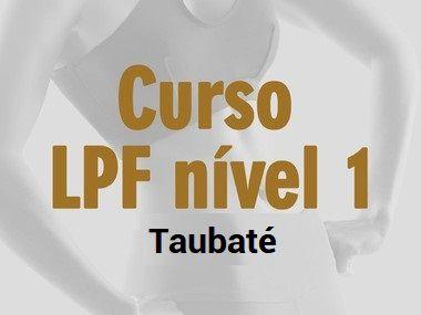 Formação LPF - Curso Nível 1 - Taubaté