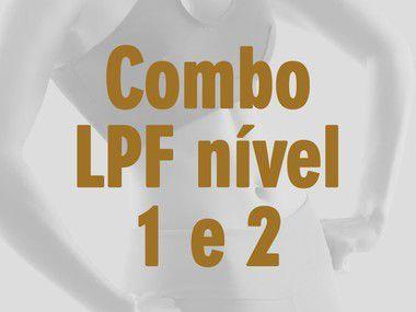 Combo Promocional Formação LPF - Curso nível 1 + nível 2