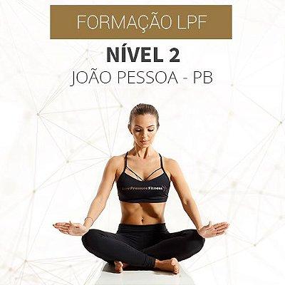 Curso Nível 2 com Formação LPF em João Pessoa - PB