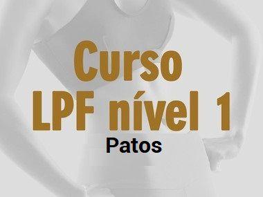 Formação LPF  -  Curso Nível 1 - Patos (PB)