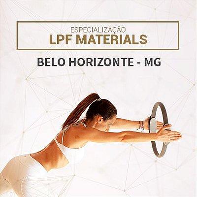 Especialização LPF MATERIALS em Belo Horizonte - MG