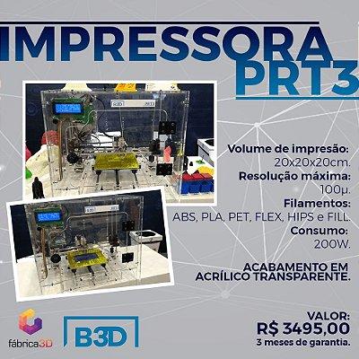Impressora 3D PRT3