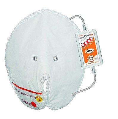 Máscara Térmica Facial c/ Infravermelho Longo e Controle SMART