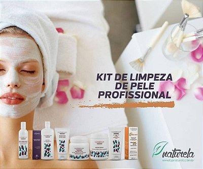 Kit Profissional p/ Limpeza de Pele