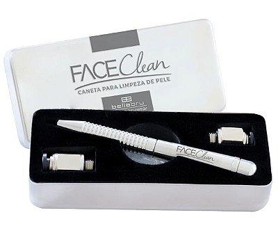 Face Clean Vácuo Caneta Extratora de Cravos e Espinhas