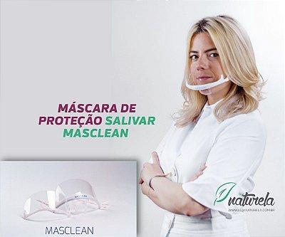 Máscara de Proteção MASCLEAN c/ Filme Refil Extra