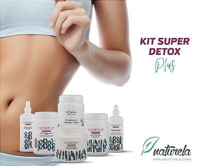 Kit Profissional Super DETOX PLUS